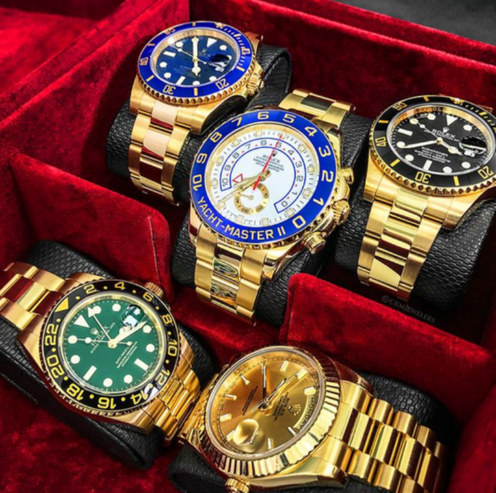 This is why a gold Rolex is still the most divisive watch on earth