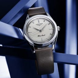 Longines Silver Arrow