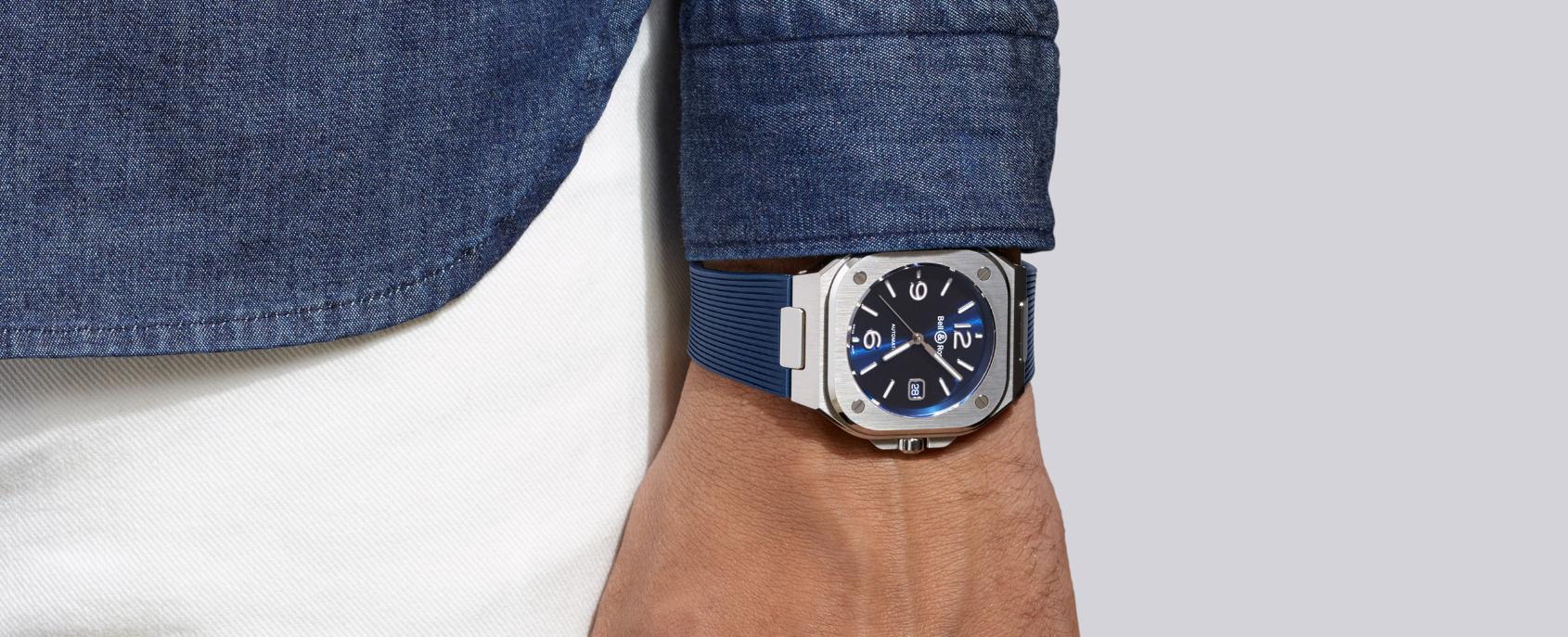 Vacheron Constantin have the most versatile integrated bracelet watch