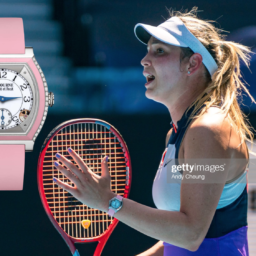 Australian Open watches