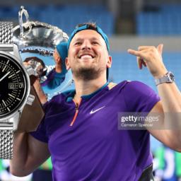 Australian Open watches