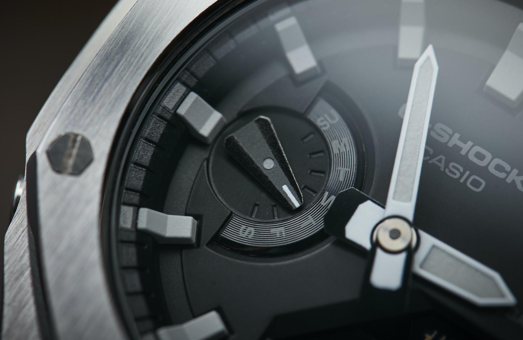 Casio G-Shock mod