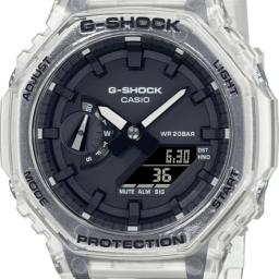 G-Shock Transparent Series