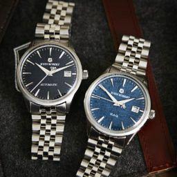 John Robert Wristwatches Archetype collection