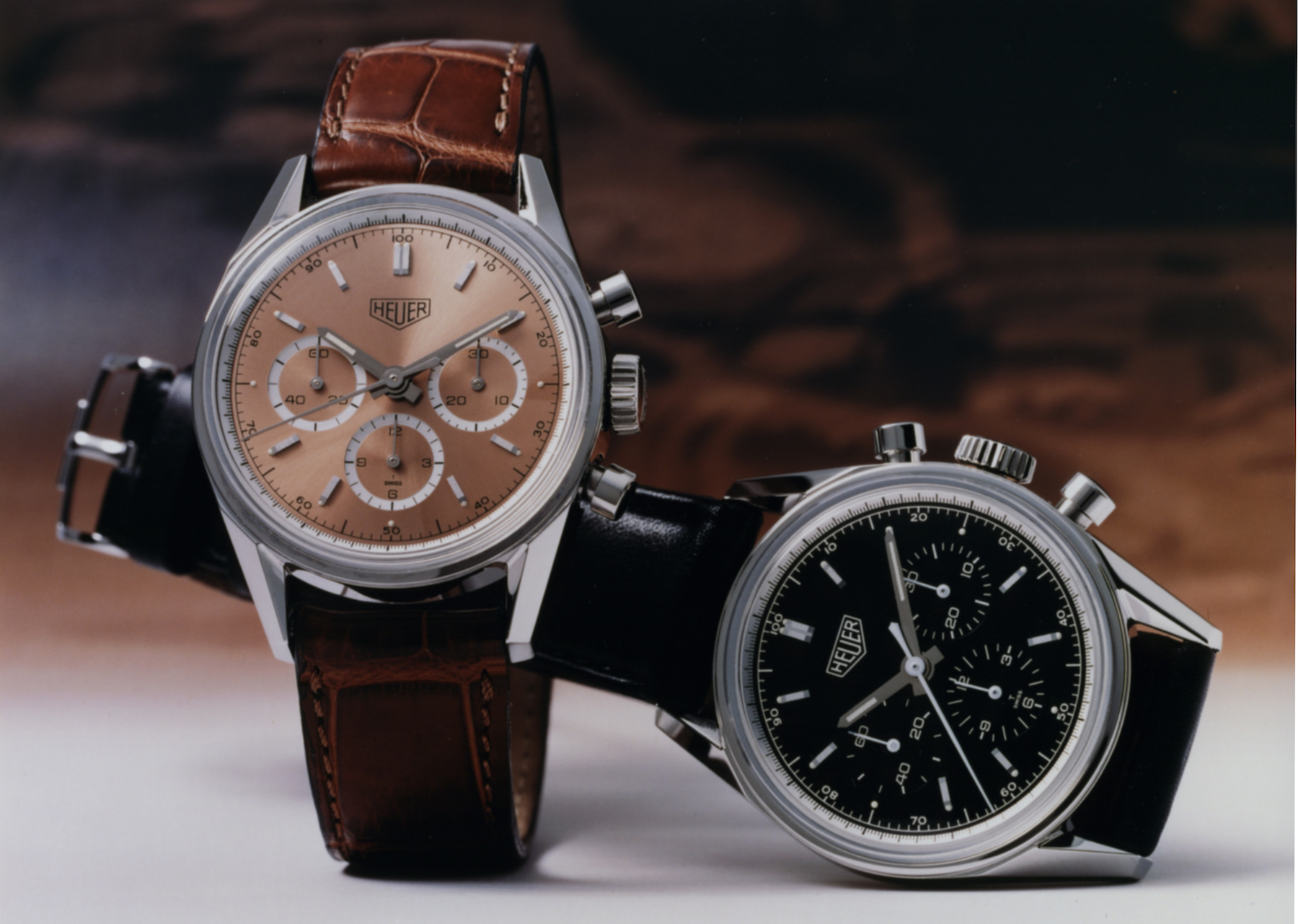 history of the TAG Heuer Carrera