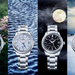 Grand Seiko GMT Seasons