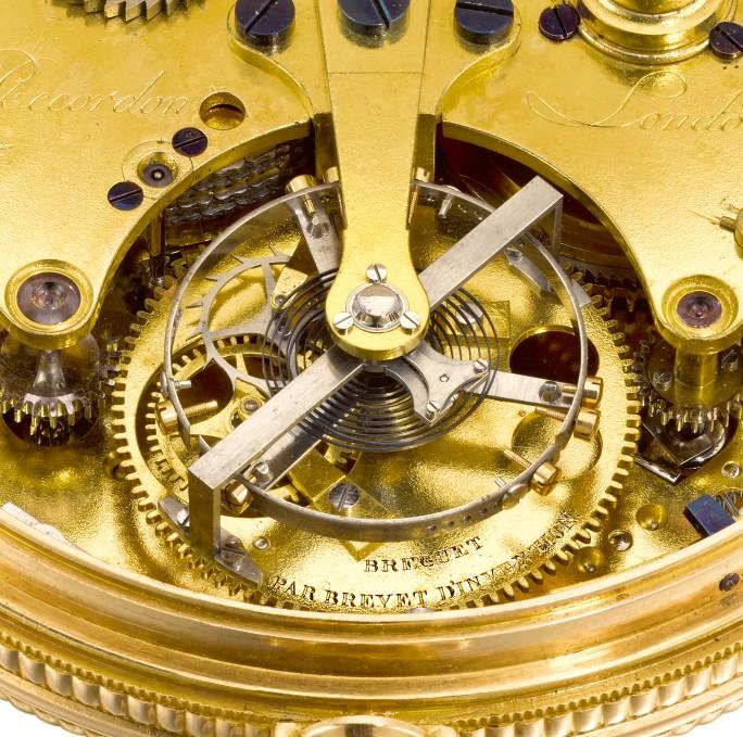 King George pocket watch