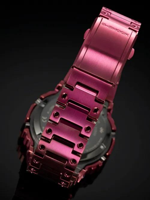 G-Shock Full Metal Rich Red
