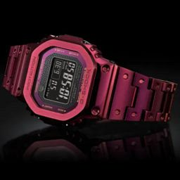 G-Shock Full Metal Rich Red