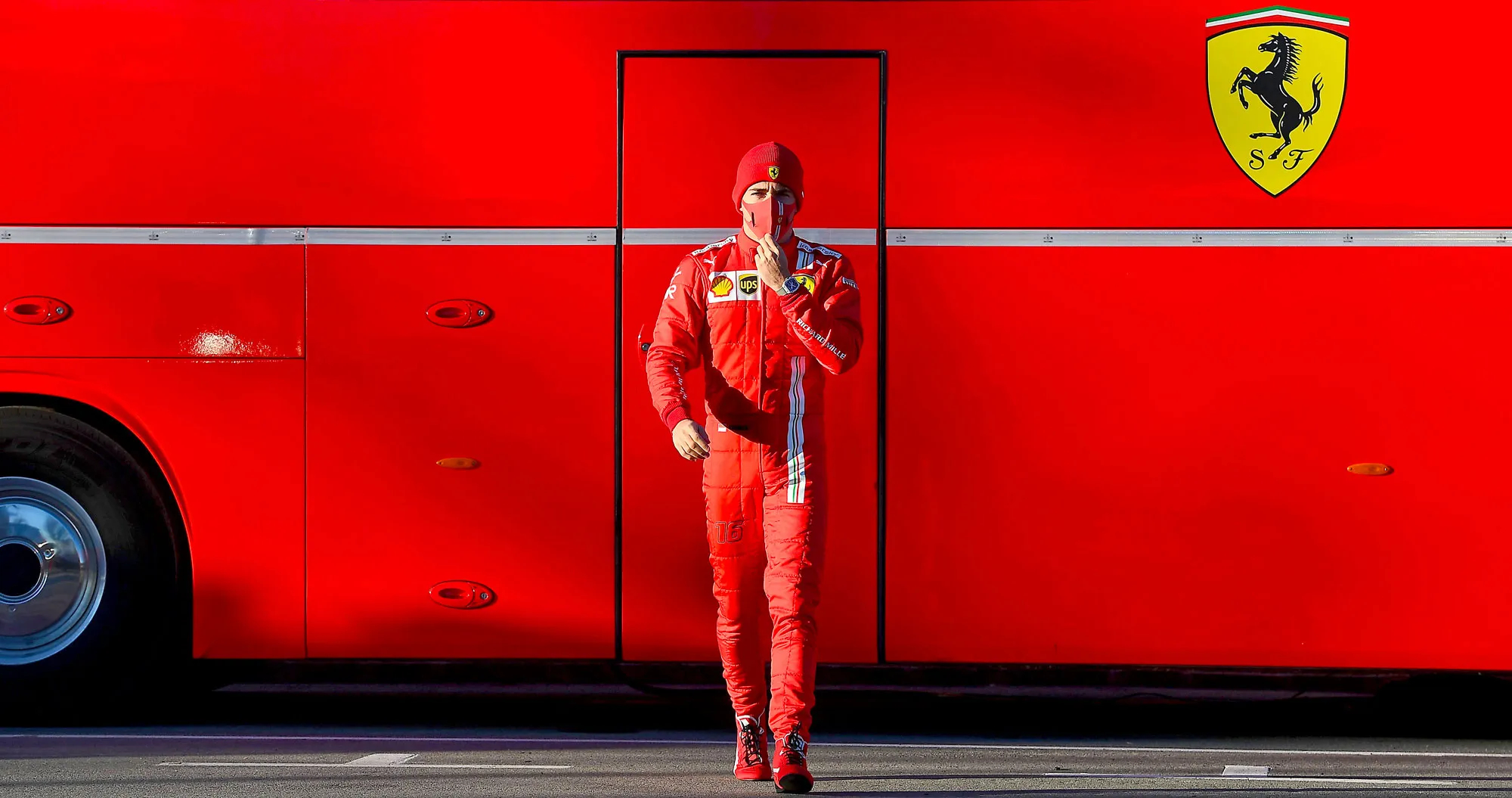 Richard Mille's partnership with Ferrari is shaking up F1 sponsorship