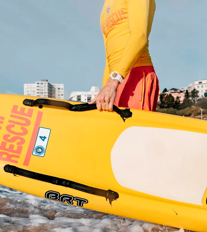 Casio G-Shock GLX5600 Surf Life Saving Australia