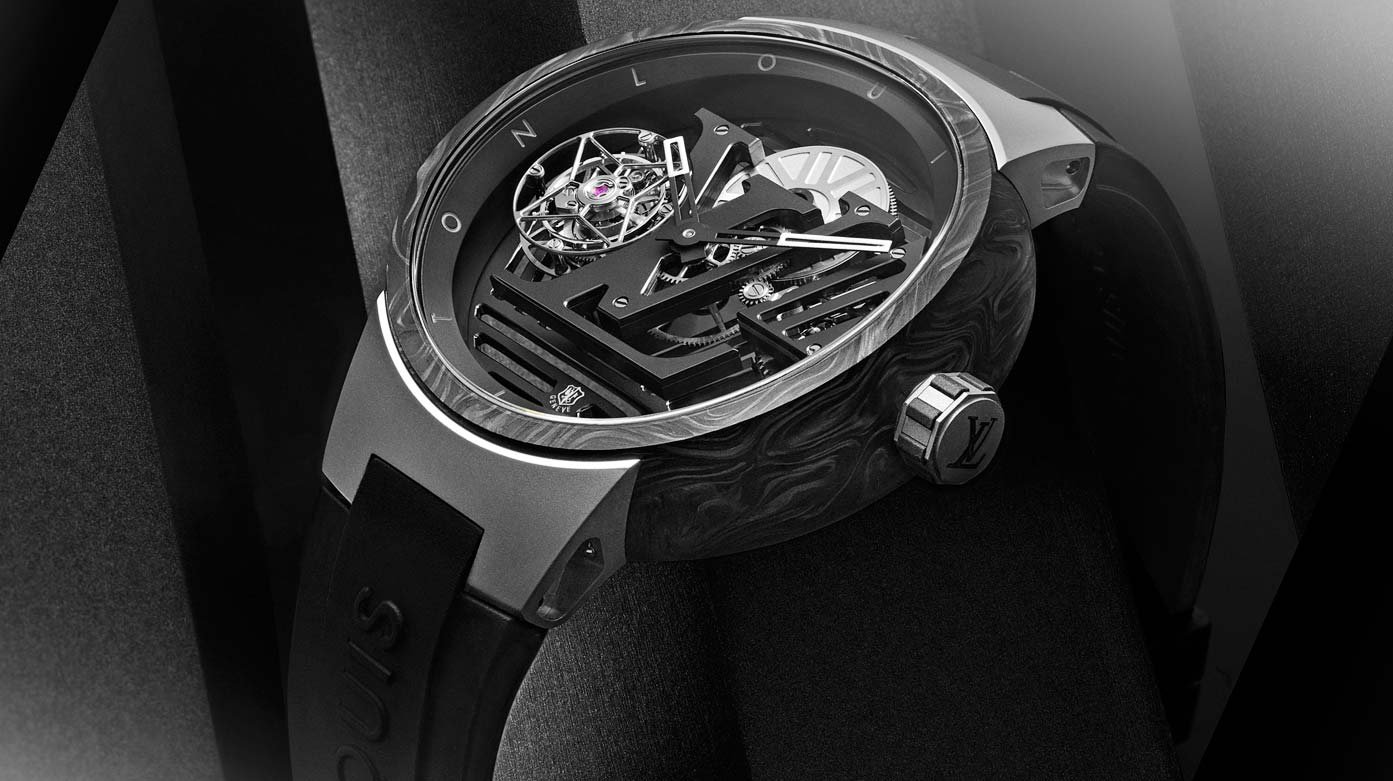 Embrace your dark side with 5 of the best black watches