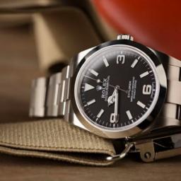 Rolex Explorer ref. 214270