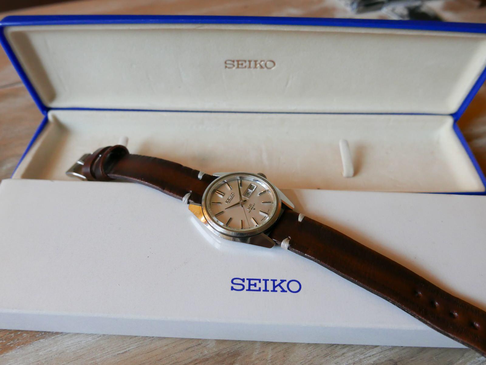 King Seiko 5626-7000