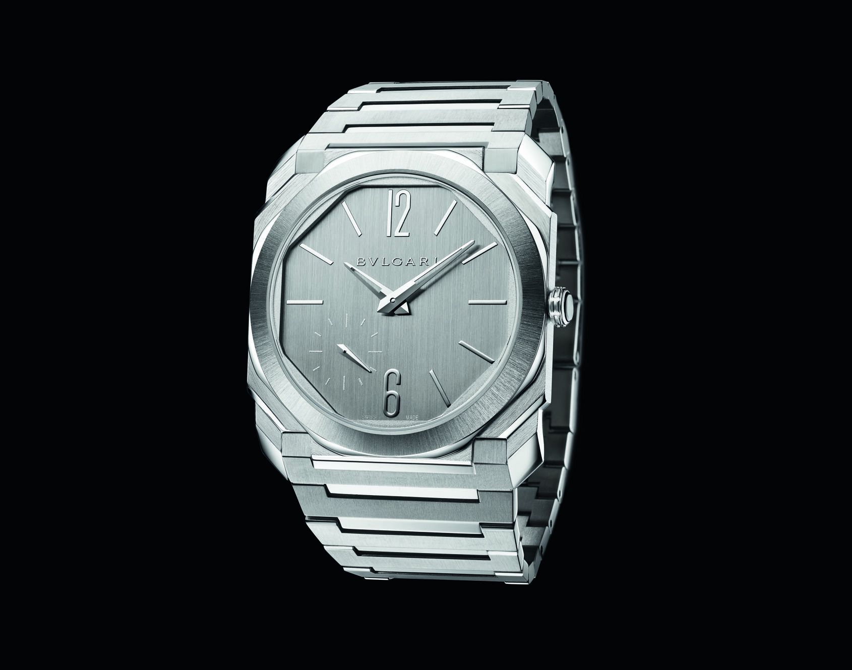 INTRODUCING: The Bulgari Octo Finissimo S Silvered Dial is the Silver Surfer we never knew we wanted…