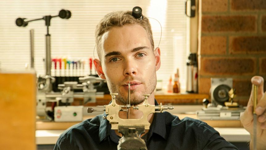 RECOMMENDED READING: How this 27-year-old beat a deadly virus, opiate addiction and depression to build a mechanical watch by hand