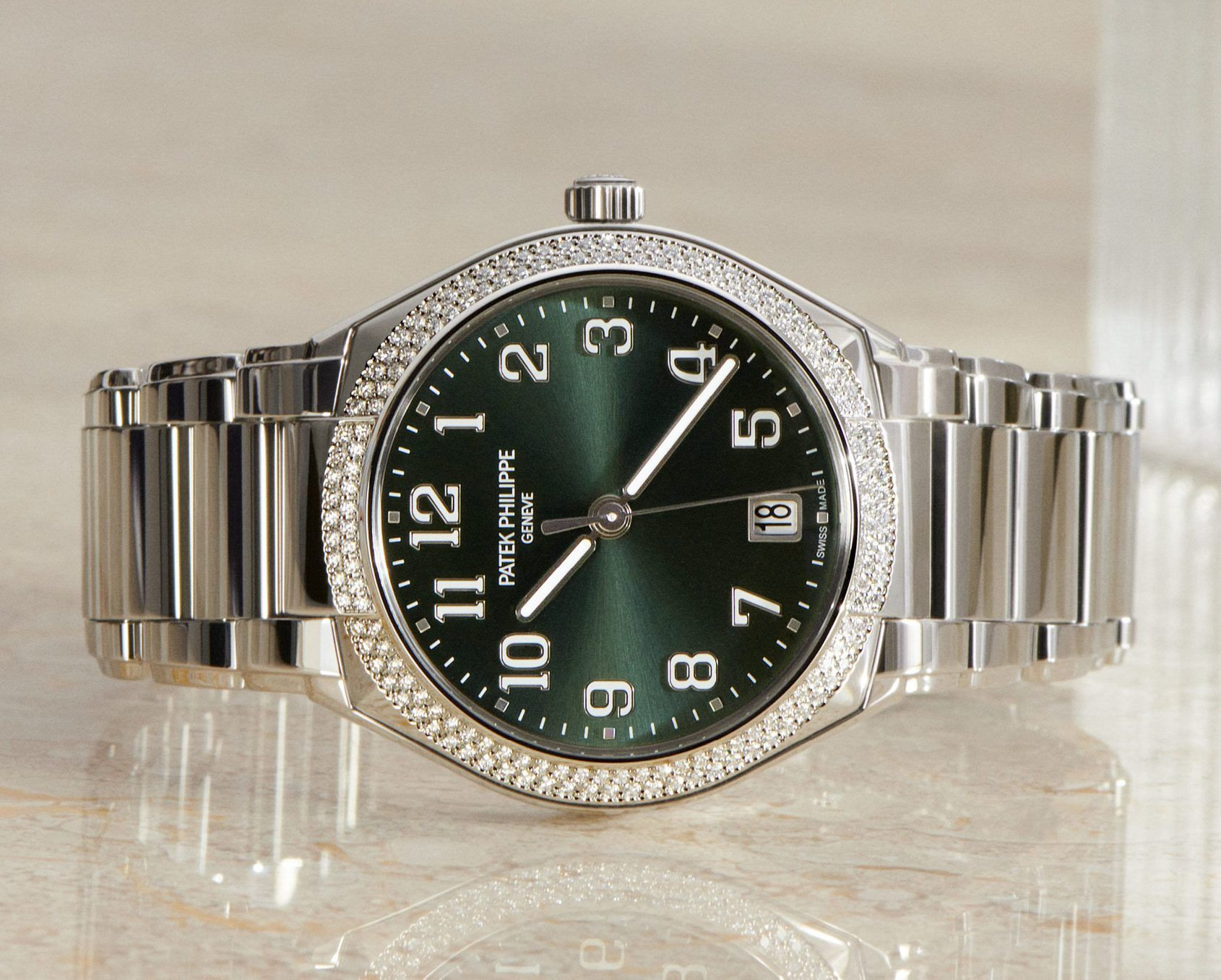 INTRODUCING: The new Patek Philippe Twenty-4 ladies collection will create serious watch envy in men