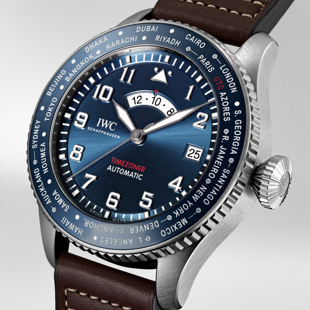 """INTRODUCING: Enjoy a vicarious travel experience through the IWC Pilot's Watch Timezoner Edition """"Le Petit Prince"""""""