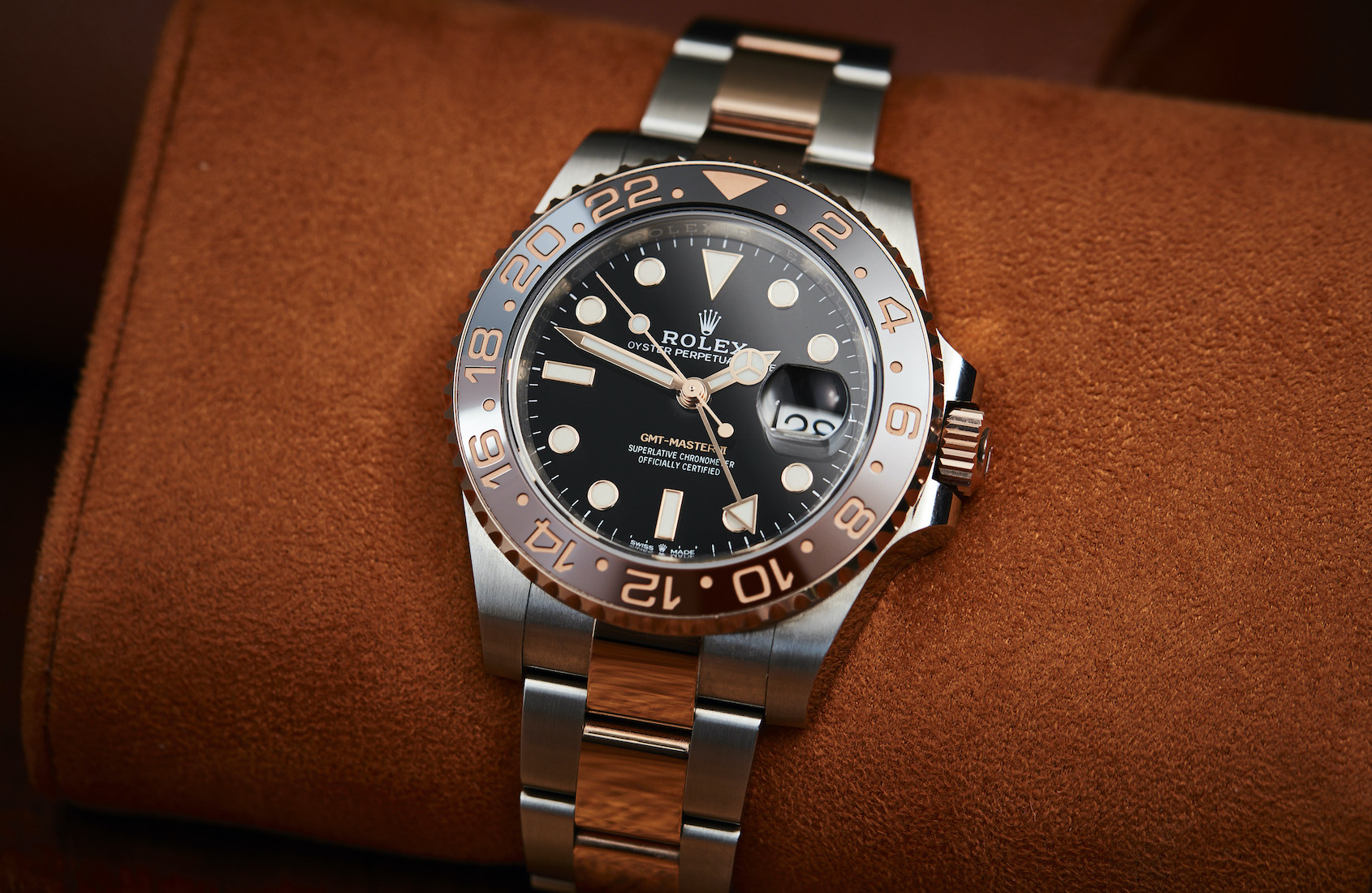 HANDS-ON: The Rolex GMT Master II Rootbeer is proof that two-tone can be a winning investment