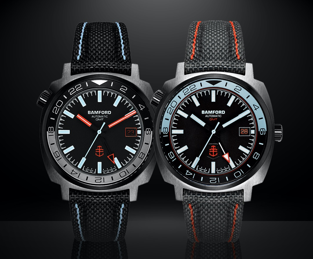 After 6 years of dreaming about it, we've finally released our first watches, and we've partnered with George Bamford