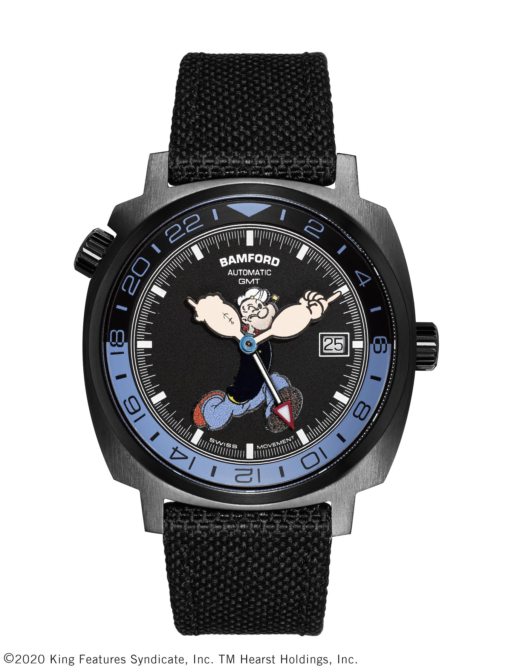 Bamford London GMT Popeye Limited Edition