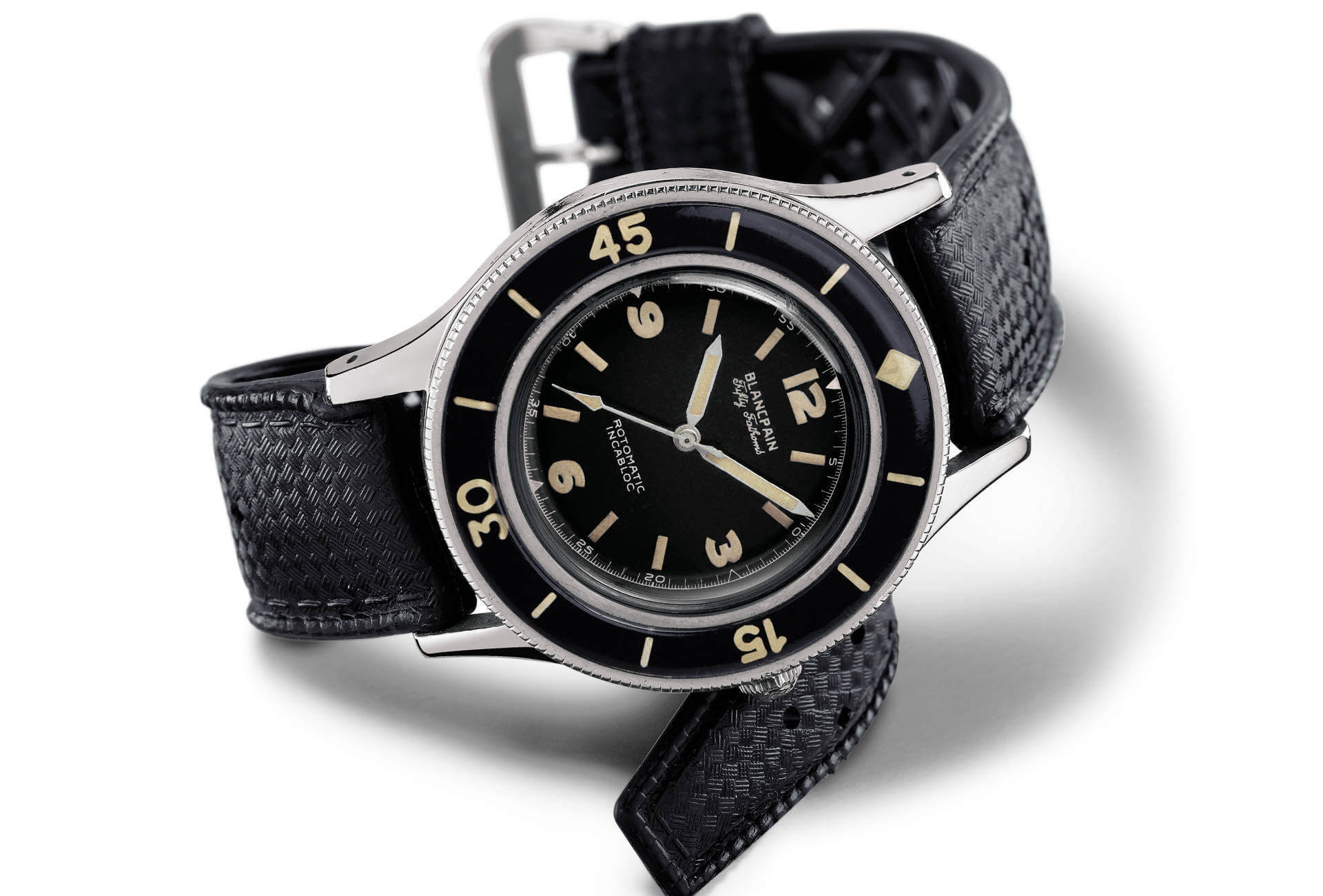 Dive Watch Fundamentals – How Blancpain gave birth to the modern dive watch