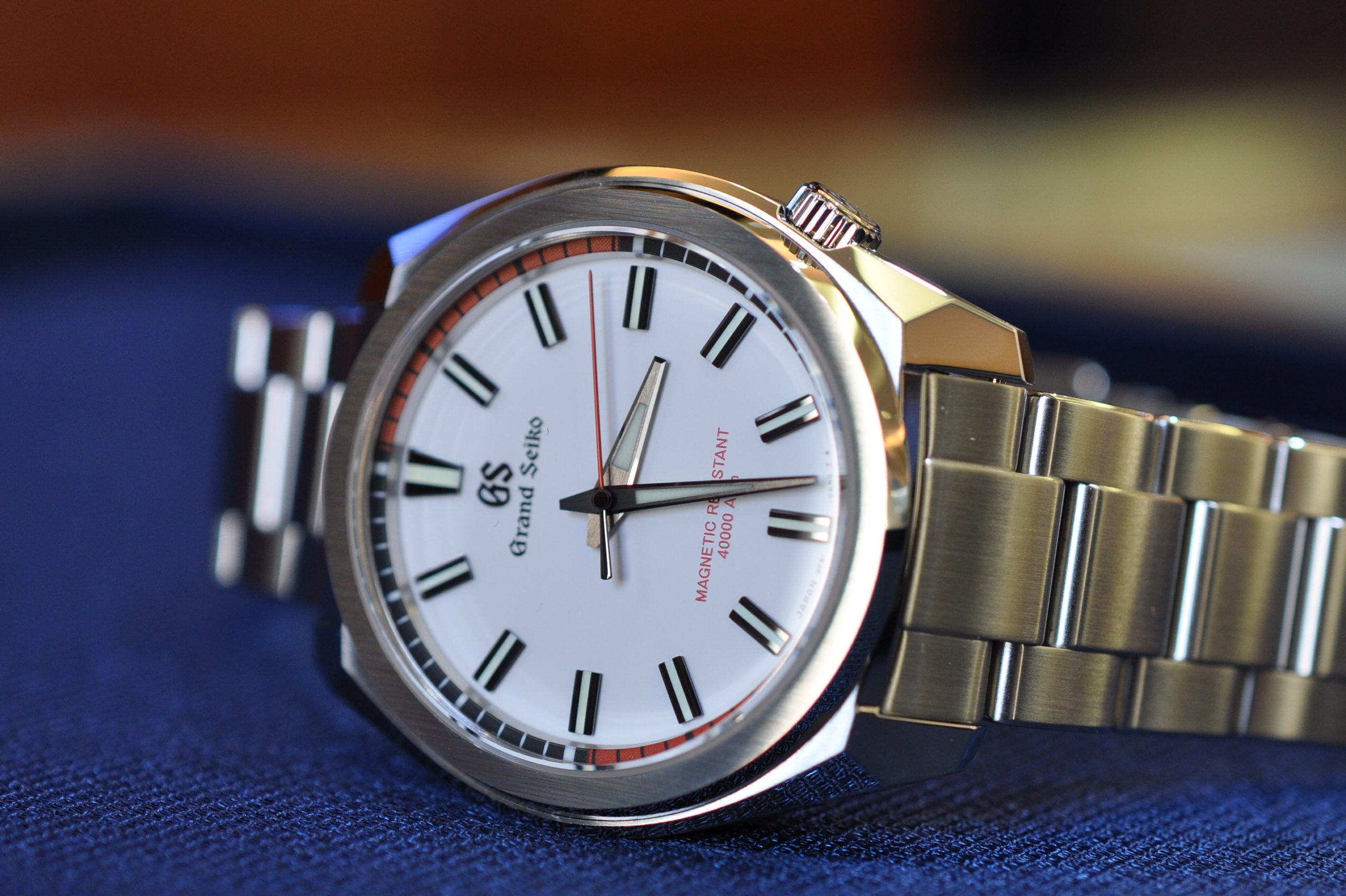 INTRODUCING: The Grand Seiko SBGX341 is a formidable everyday option