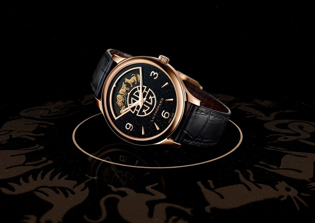 Ox-fresh: Celebrate Chinese New Year with wristworn art from Blancpain to Swatch