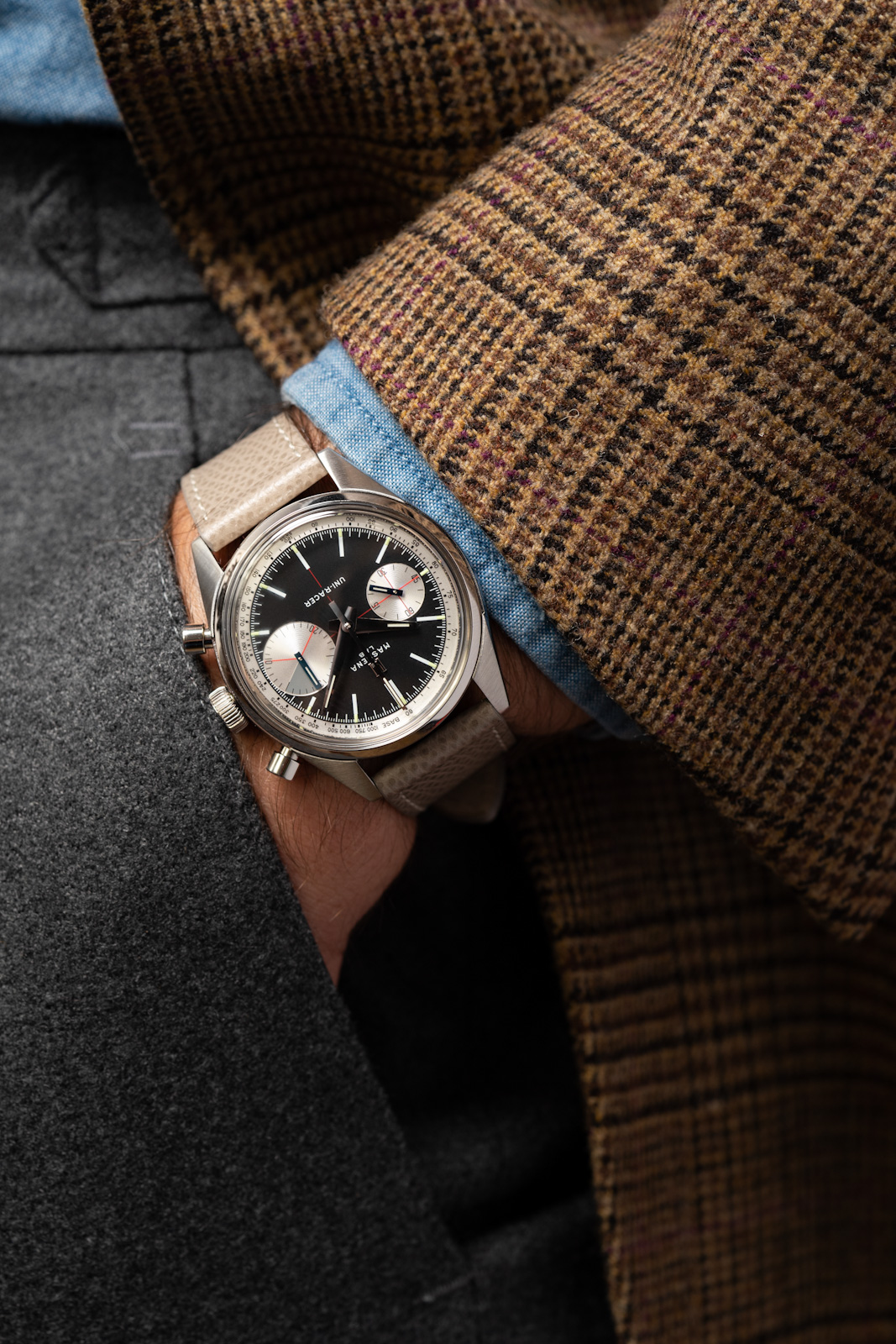 5 watches that use the Sellita SW510 chronograph movement, from $2000 – $4000USD