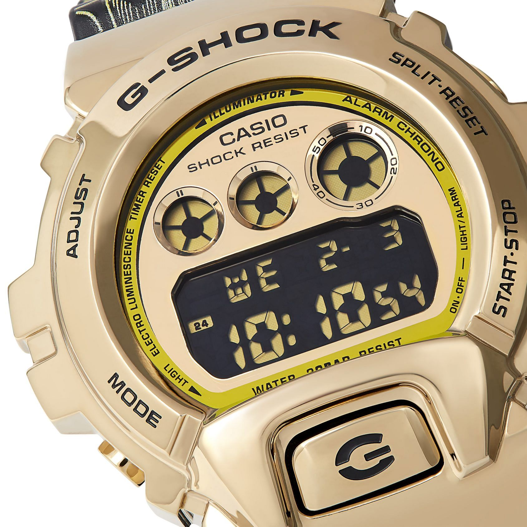 INTRODUCING: A duo of disruptors mount up in the King Nerd x G-Shock GM-6900GKING-9ER