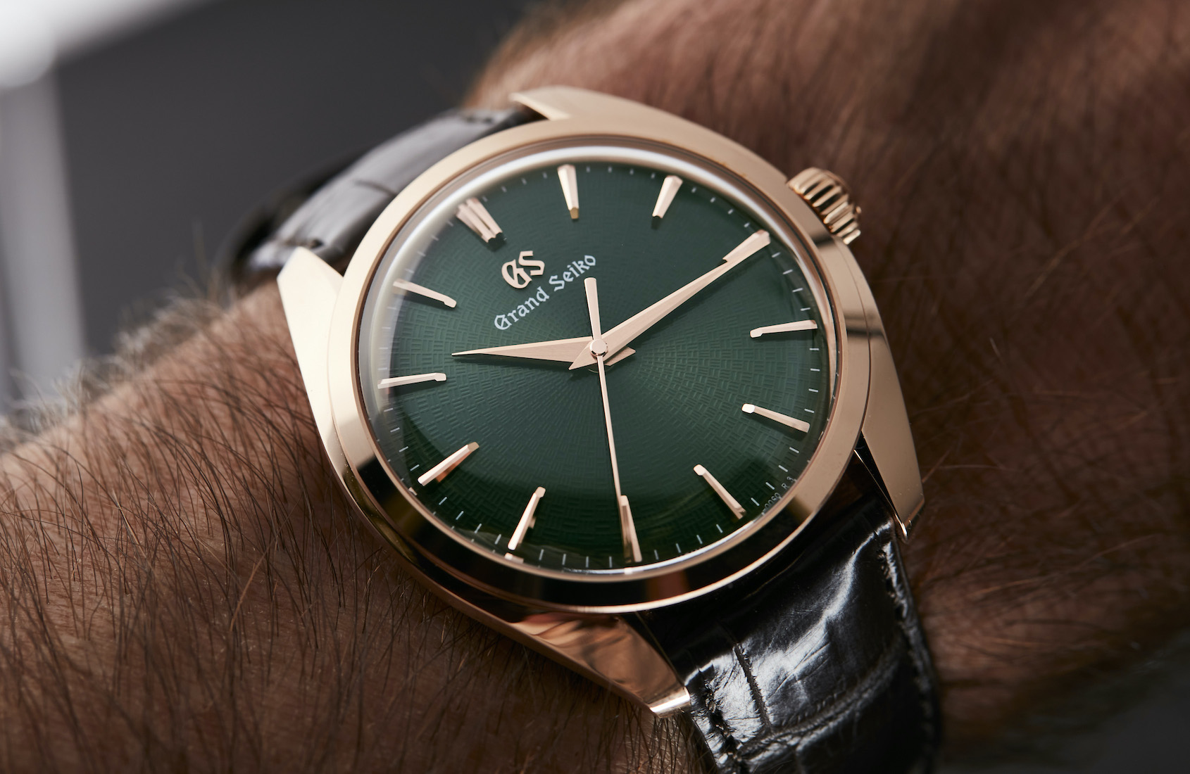 VIDEO: The Grand Seiko SBGW264 reinforces the brand's bid to become the king of dials