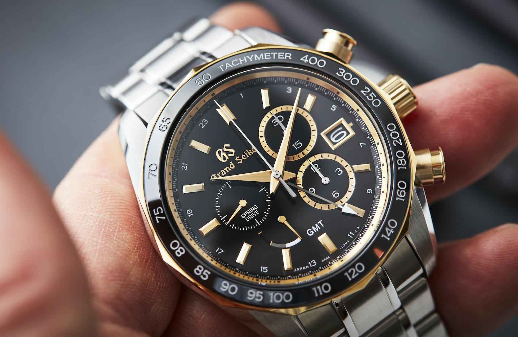 HANDS-ON: The Grand Seiko SBGC240 140th Anniversary Limited Edition with newly developed polygonal bezel