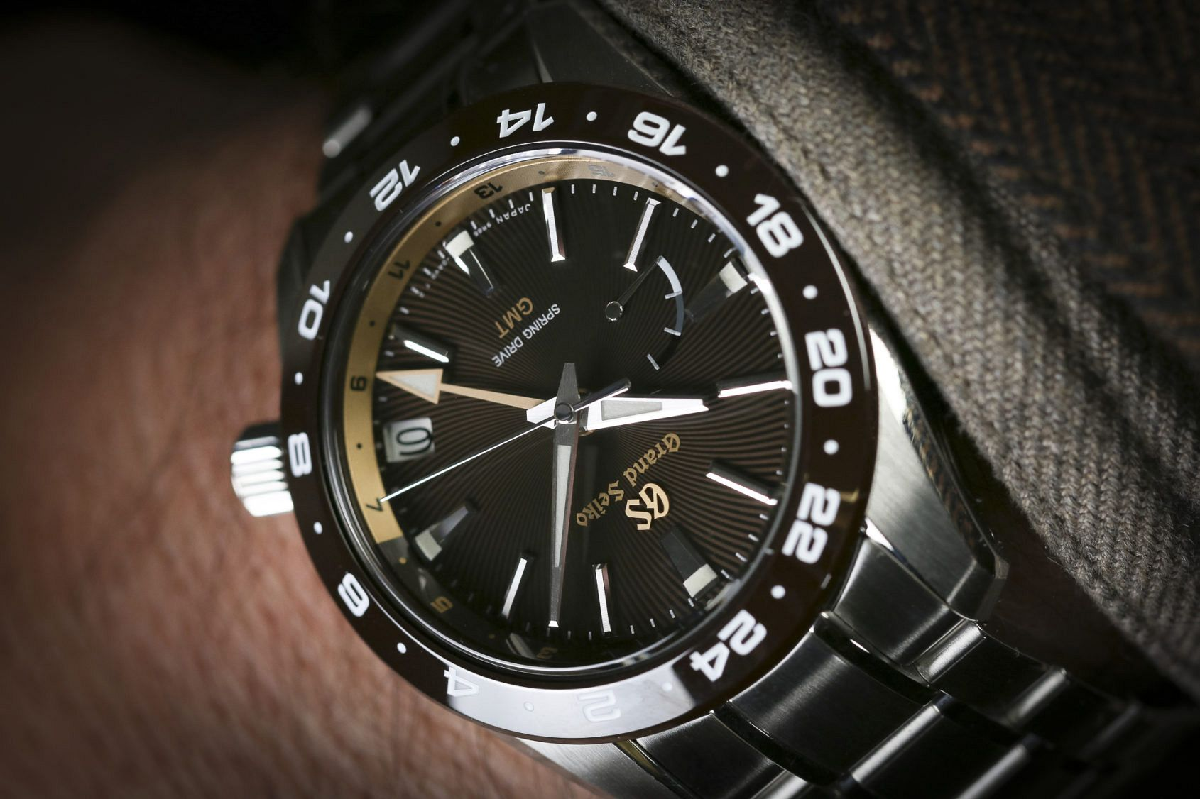 INTRODUCING: The Grand Seiko SBGE263 GS9 Club US Limited Edition