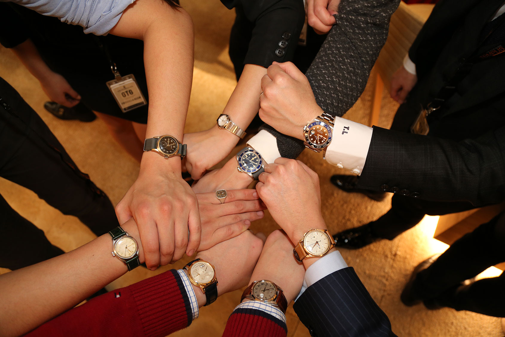6 rules on how to attend a watch get-together without making everyone hate you