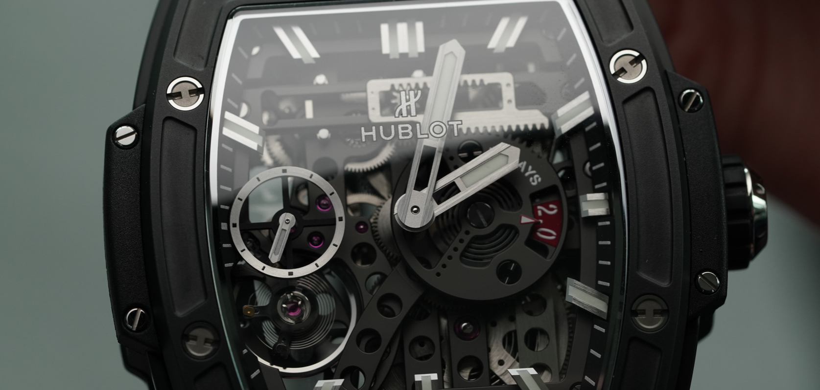 IN-DEPTH: The history of the Hublot MECA-10 Movement