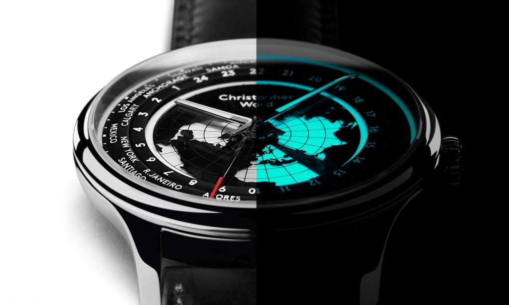 HANDS ON: The Christopher Ward C1 Worldglow is redefining the dress watch with some serious playfulness