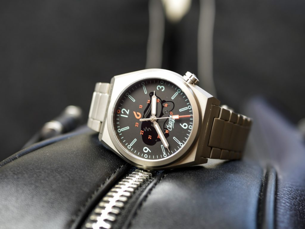 MICRO MONDAYS: A titanium watch for under $500? No, we haven't been drinking. Meet the Boldr Venture Chaigo…