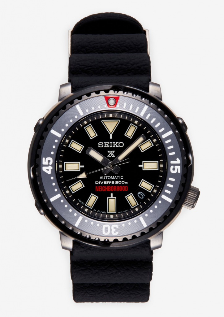 The Seiko x Neighborhood dive watch is awesome. Here are 5 watches that (maybe) inspired it including Tudor, Rolex and more