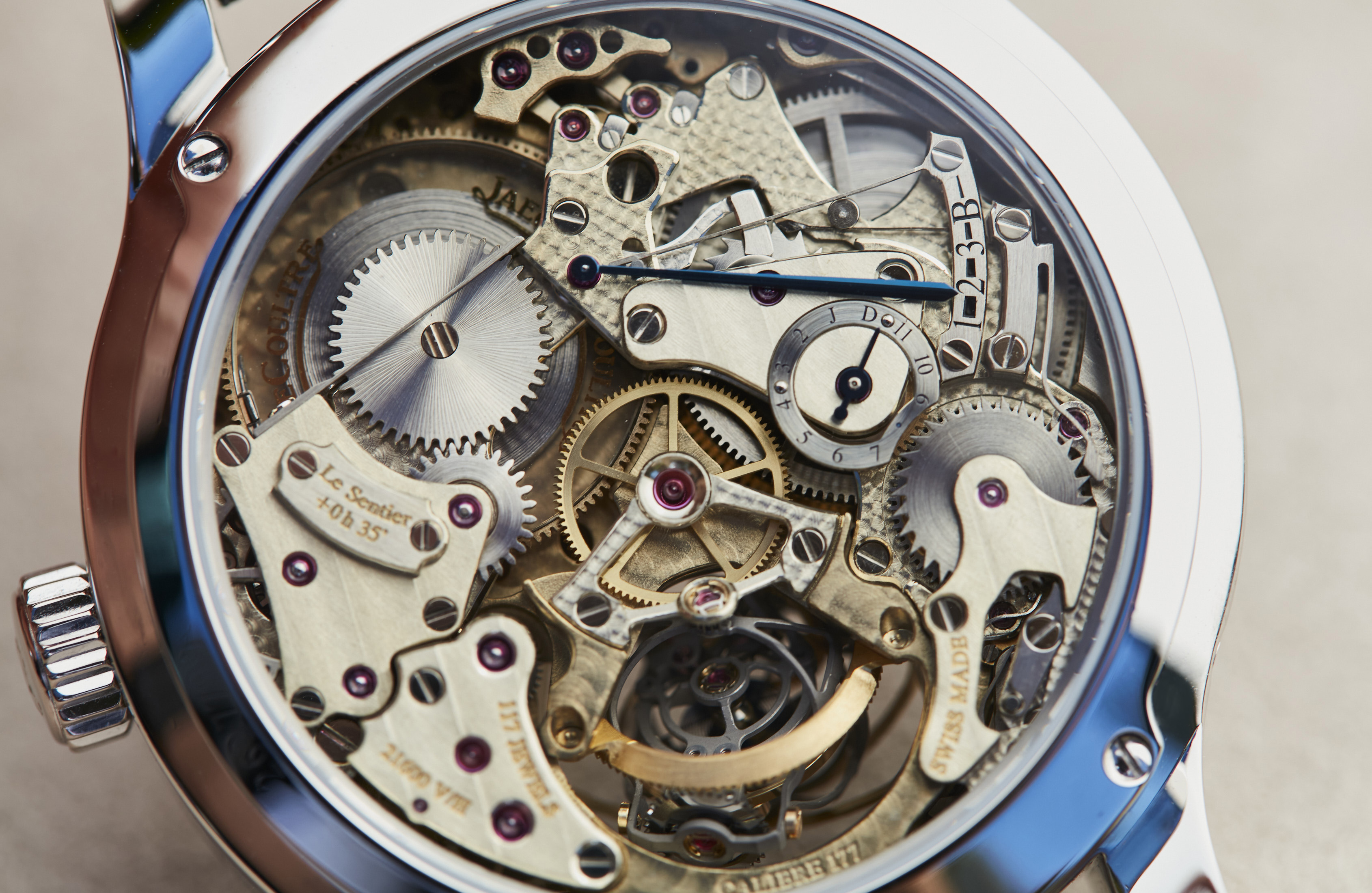 high-complication watches from Jaeger-LeCoultre