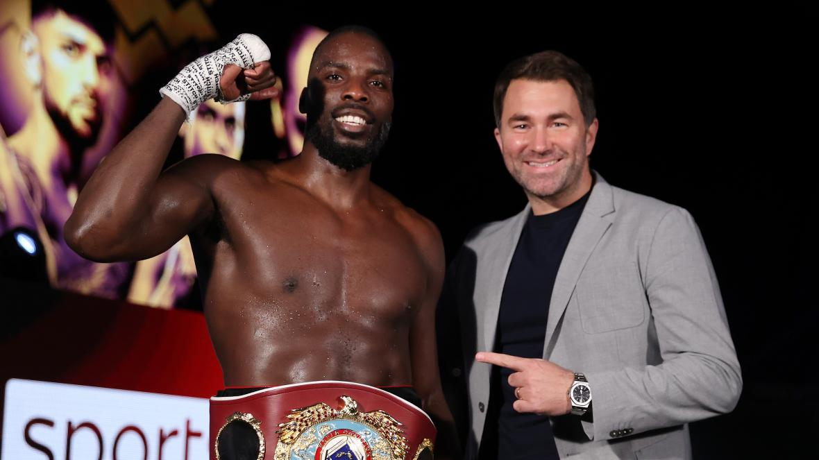 Rolex Sky-Dweller inspired this boxer to become world champion