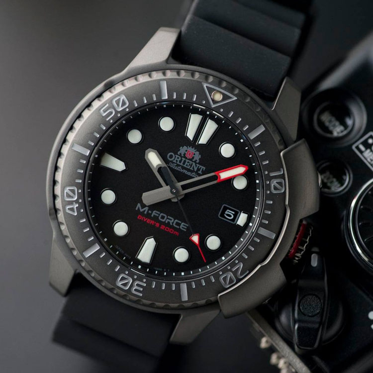 The toughest new tools from Orient Watch