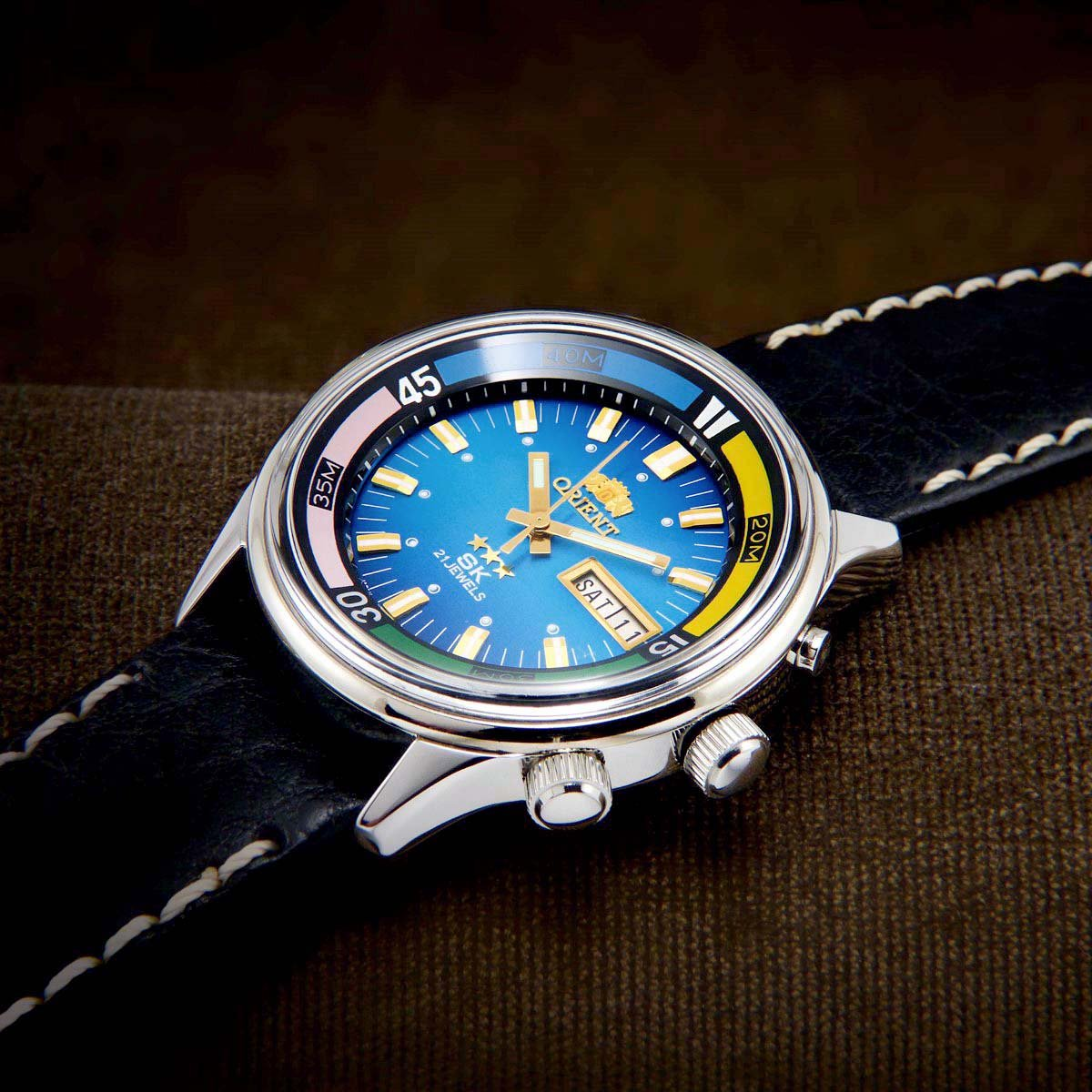 Orient Watches: the Japanese brand with a cult following for sharp designs and extraordinary value