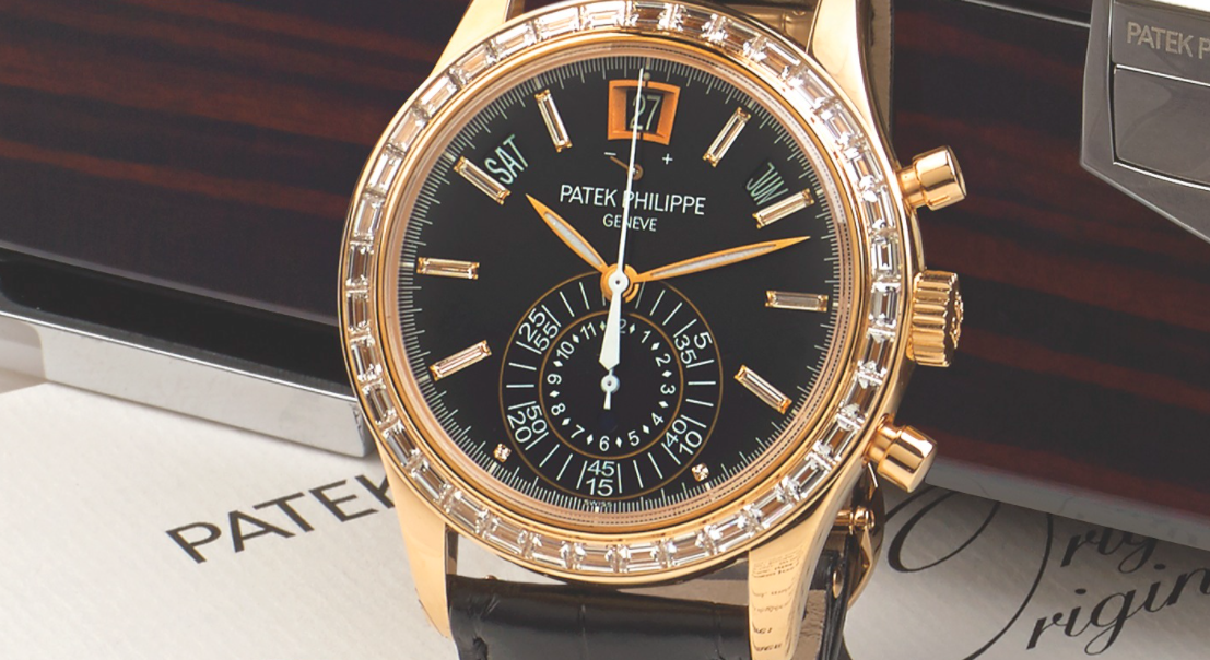 Lord of the bling: 8 watches that prove diamonds can also be a man's best friend