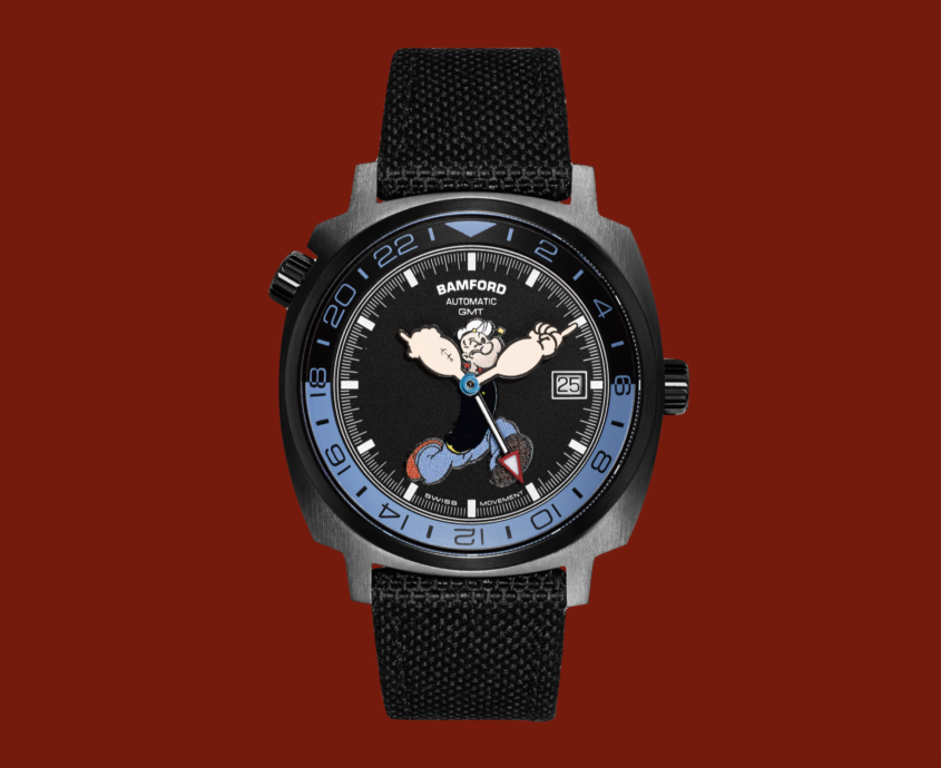 Bamford London GMT Popeye Limited Edition