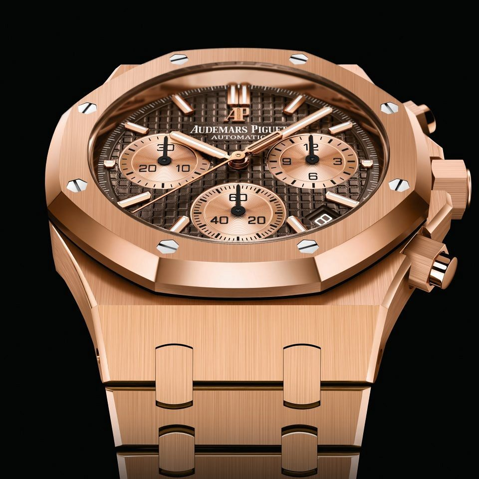 INTRODUCING: The Audemars Piguet 2021 Royal Oak Chronographs powered by in-house AP caliber 4401