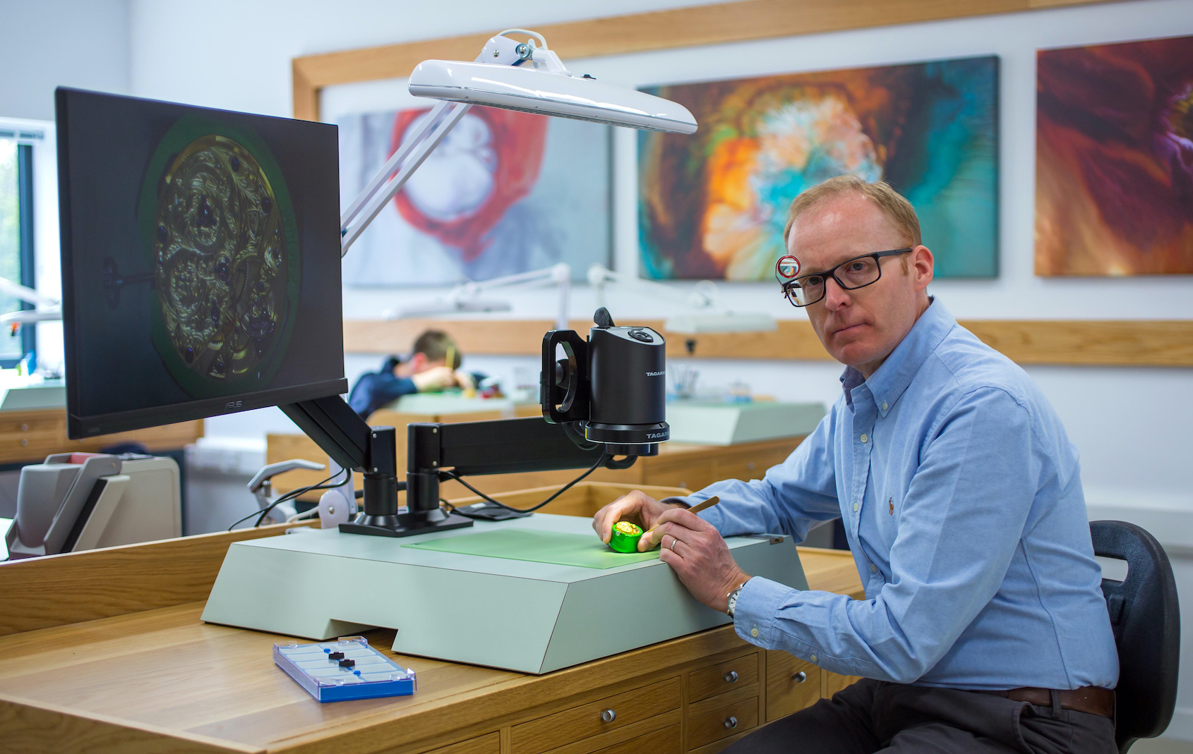 """INTERVIEW: """"We squandered world domination."""" Roger Smith says British watchmaking deserves a new dawn"""