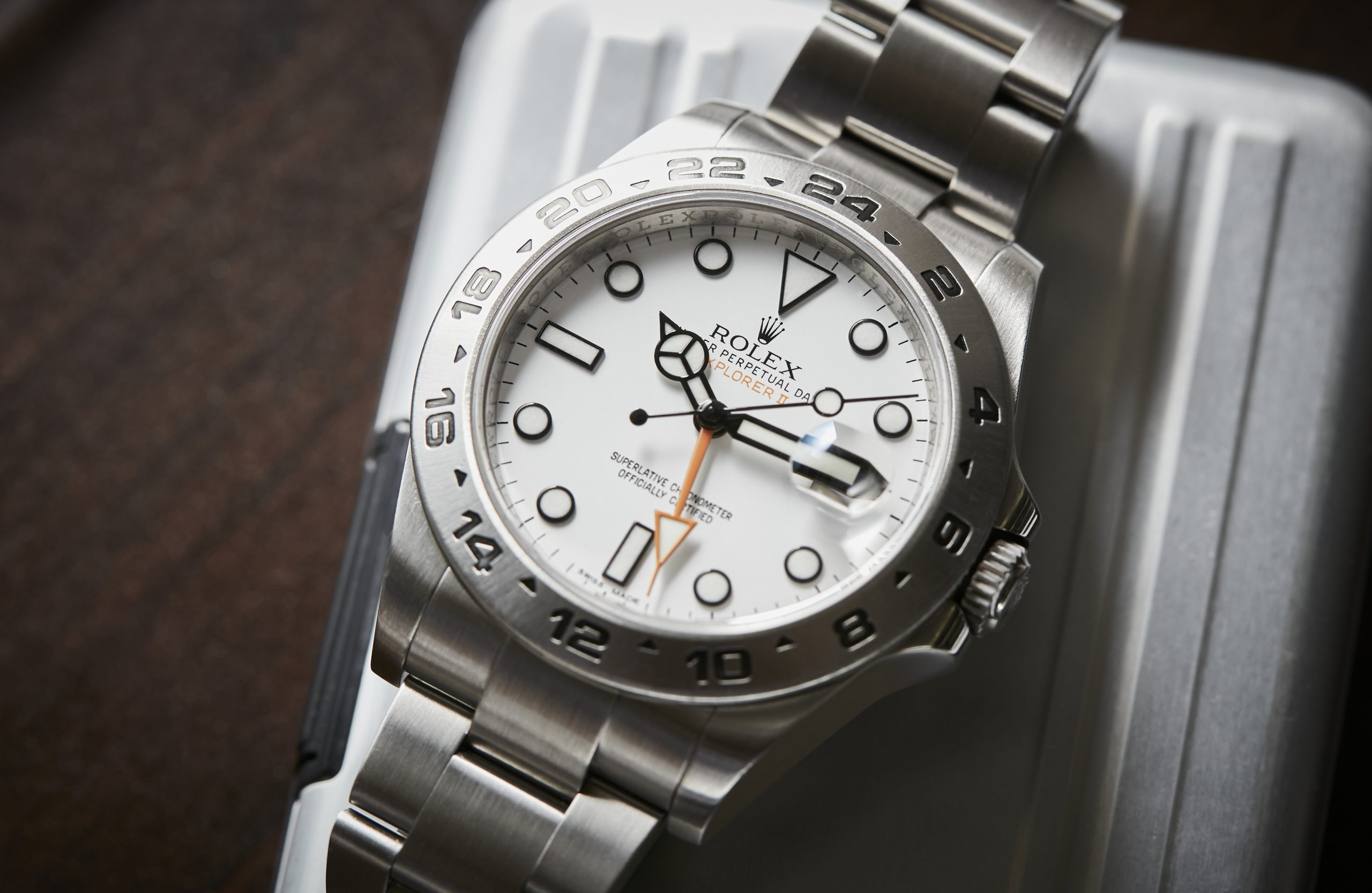 VIDEO: The Rolex Explorer II Ref. 216570 is the unsung hero in the Professional series