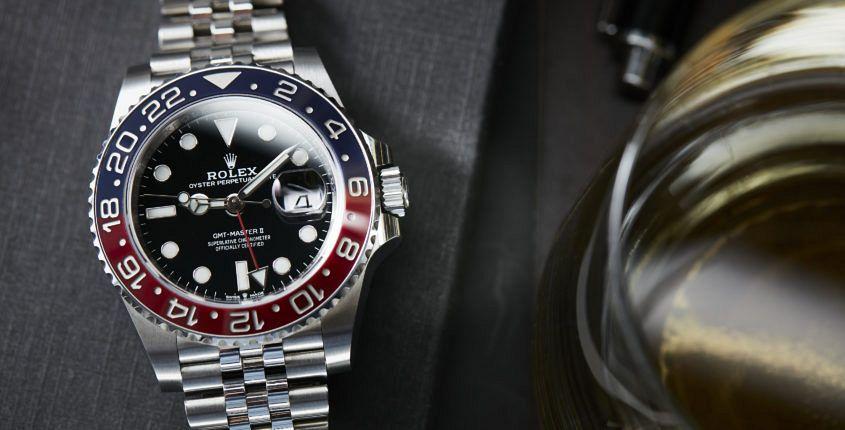 Rolex GMT-Master II Ref. 126710 BLRO