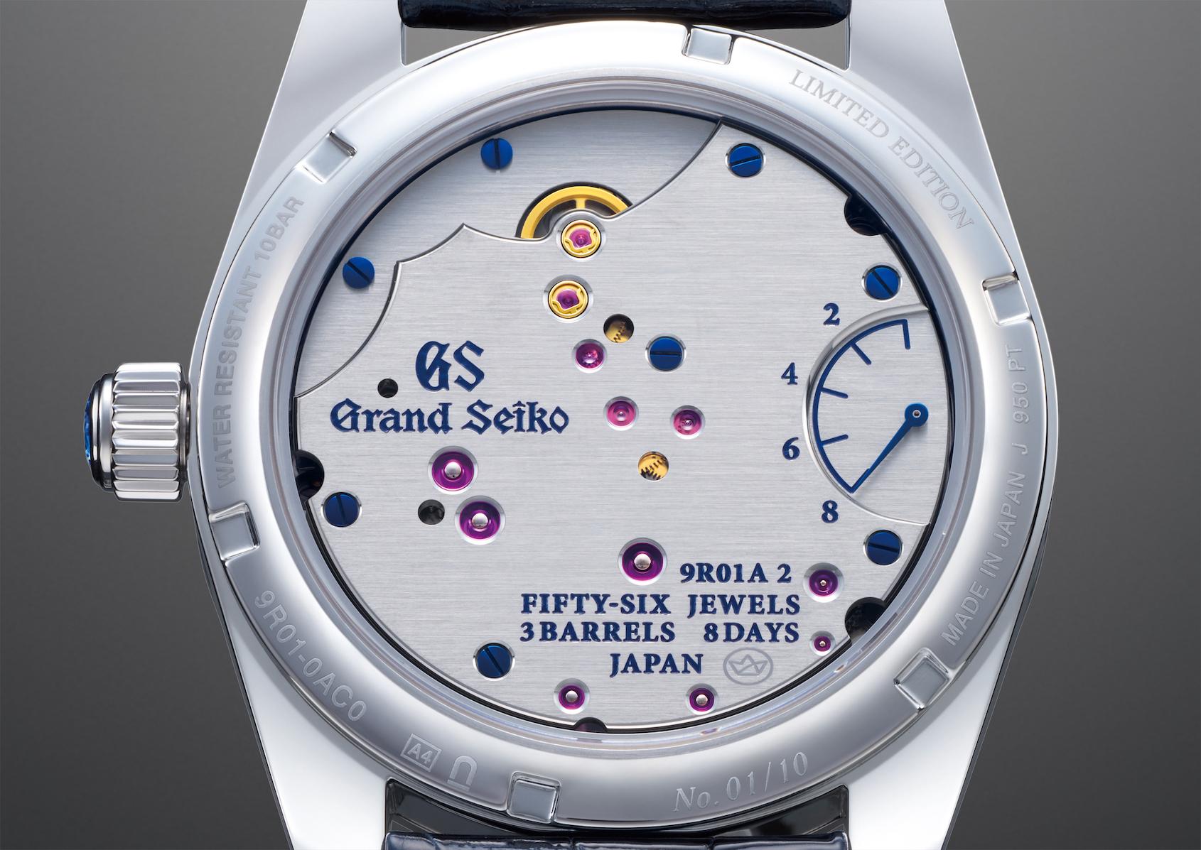 Grand Seiko SBGD207