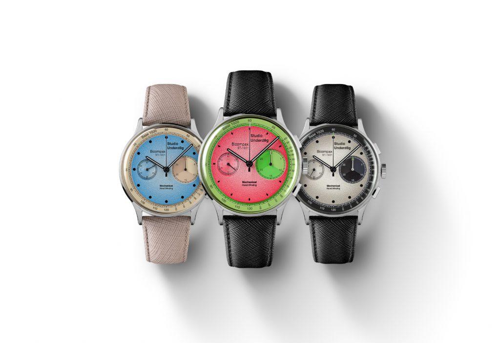 MICRO MONDAYS: Studio Underd0g are smashing Kickstarter with a fresh sense of humour. We talk to their founder about making watches fun again
